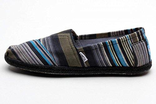 a658f9c5bae Toms Mens Black classic Vintage Stripe 10002755 - Buy Online in UAE ...