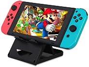 O suporte dobrável é adequado para console de switch Nintendo, TwiHill, suporte de base de switch Nintendo Sup