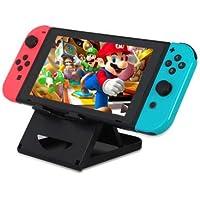 O suporte dobrável é adequado para console de switch Nintendo, TwiHill, suporte de base de switch Nintendo Suporte…