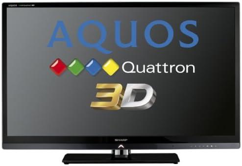 SHARP LC40LE830E - Televisión LED de 40 pulgadas Full HD (100 Hz): Amazon.es: Electrónica