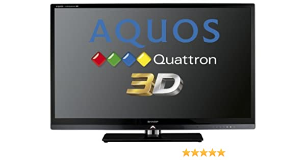 SHARP LC40LE830E - Televisión LED de 40 pulgadas Full HD (100 Hz): Amazon.es: Electrónica