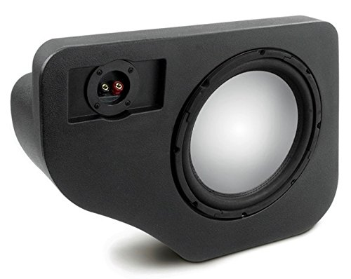 """MTX Thunderform Unloaded Subwoofer Enclosure for 1991-2001 Ford Explorer, Merc Mountaineer & Mazda Navajo FEX10U for 1-10"""" Sub"""