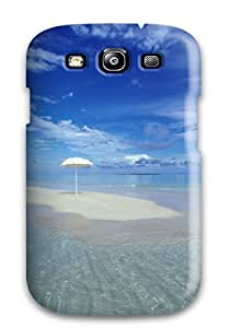4578339K51616465 Awesome Tropical Oasis Flip Case With Fashion Design For Galaxy S3
