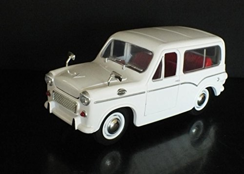 SUSITA Large 1/18 Scale Diecast Model Vintage Israeli Car Collector Item (Scale Model Collectors)