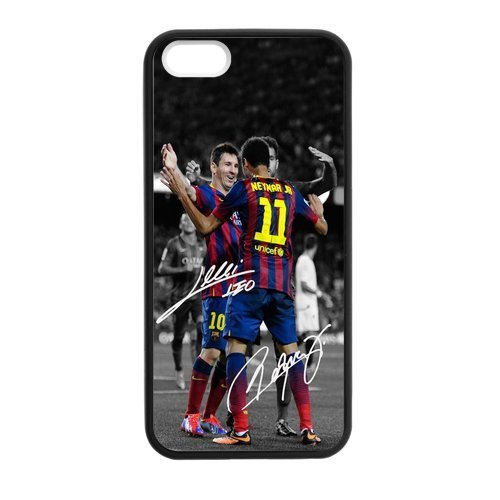 Girl Costumes To Make At Home (iphone 5c case discount custom stylish Case for iphone 5C Apple FC Barcelona Lionel Messi-Neymar)