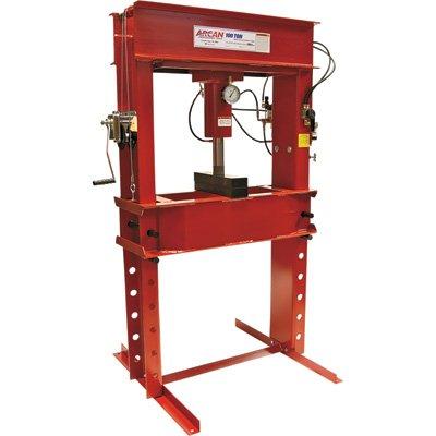 UPC 659200148038, Arcan Air/Hydraulic Shop Press - 100-Ton, Model# CP100