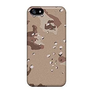 New DIA9206kKfb Desert Camo Tpu Cover Case For Iphone 5/5s