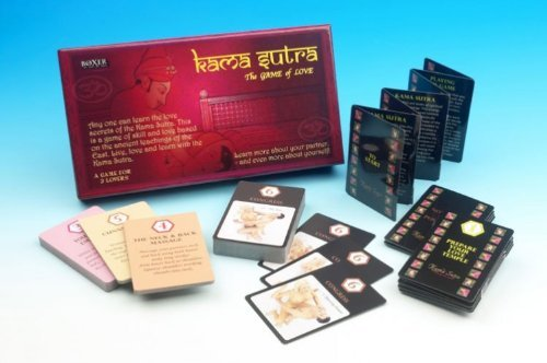 Kama Sutra The Game of Love Karten Fancy Dress Knechtschaft ...