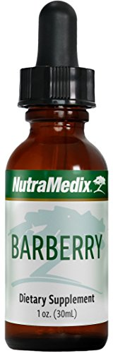 NutraMedix – Barberry Microbial Defense, 1 oz (30 ml)