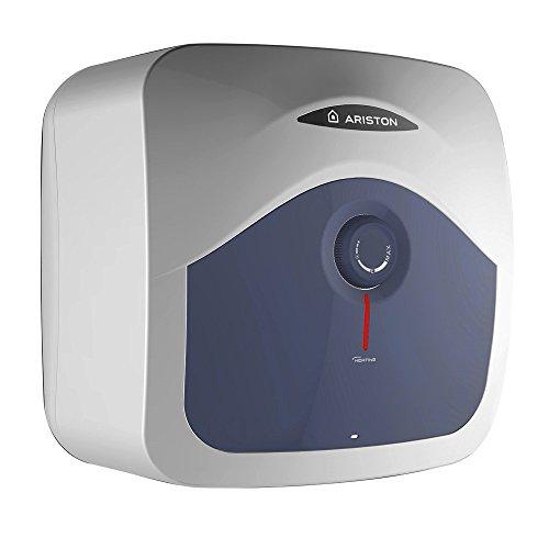 Ariston - 3100317 azul electrico del calentador de agua evo r encima del lavabo con los estandares de la ue, de 15 litros