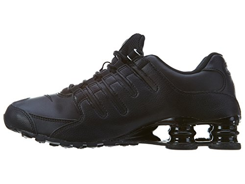 Nike Mens Shox NZ SL Running Shoes Black zKVYY8