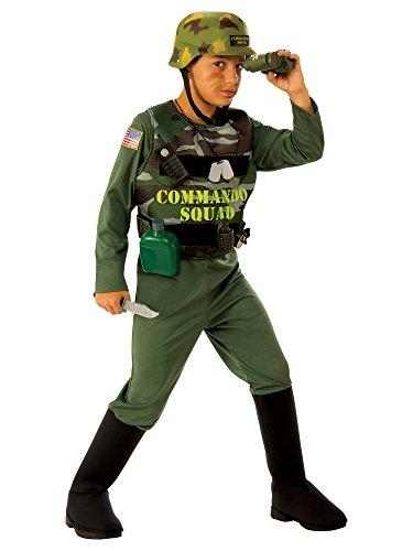 (Rubie's Child's Soldier Costume,)