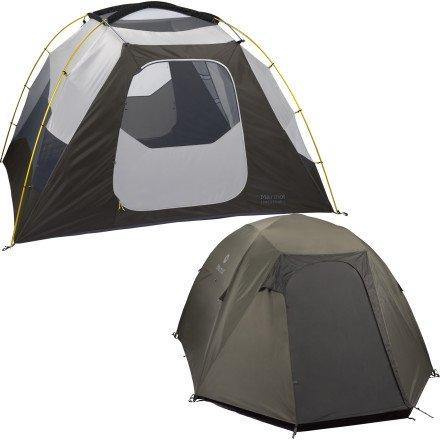 Marmot Limestone 6 Persons Tent (Hatch/Dark Cedar, One), Outdoor Stuffs