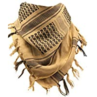 Tactical arabic scarf muslim scarf bib shawl outdoor tactical fan windproof scarf sand collar