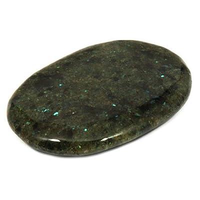 Galaxyite Palm Stone