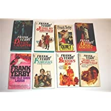 6 Books by Frank Yerby: Odor of Sanctity, Devil's Laughter, Judas my Brother, Floodtide, Girl from Storyville, Benton's Row, Old Gods Laugh, Fairoaks.