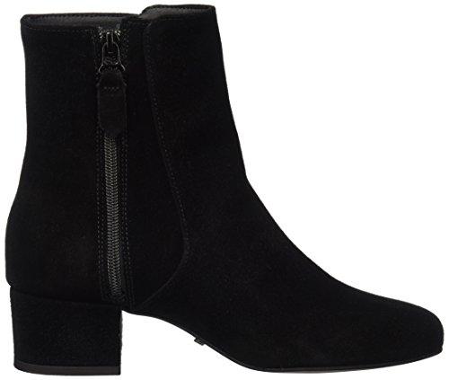 Suede 30951 Women's Boots Buffalo 01 Preto 0 Black ES naCxAS