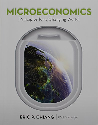 1464186677 - Microeconomics: Principles for a Changing World
