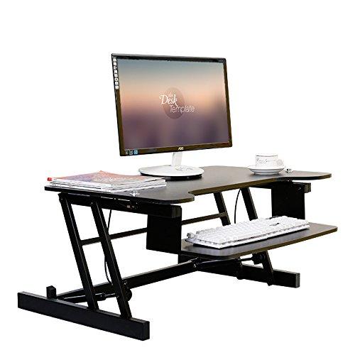 desktop stand up desk - 8