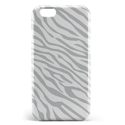 BEETLE CASE Compatible iPhone 6/6s Case Grey Magic Zebra Stripes Unique Pattern Design Slim Fit Shell Hard Plastic Full Protective Anti-Scratch Resistant Cover ()
