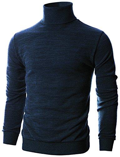 Ohoo Sleeve Turtleneck Pullover Sweater