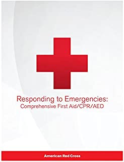 Responding to emergency american red cross 9781584805540 medicine responding to emergencies comprehensive first aidcpraed textbook fandeluxe Image collections