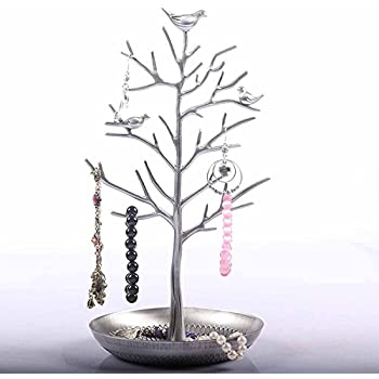 Amazoncom Tinksky Necklace Holder Bracelet Stand Jewelry