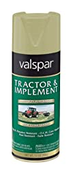 Valspar 5339-26 Cub Cad Beige Tractor and Implement Spray Paint - 12 oz.