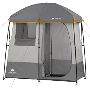 Amazon Com 2 Room Non Instant Shower Tent With 5 Gallon