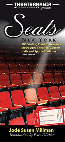 Seats: New York: 180 Seating Plans to New York Metro Area Theatres, Concert Halls and Sports Stadiums (Limelight)