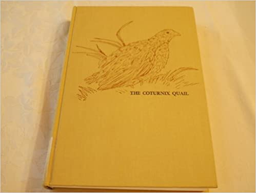 The Coturnix Quail Anatomy And Histology Theodore C Fitzgerald