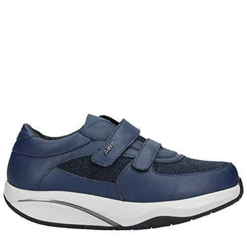Femme Chaussure Blue Patia pour MBT xRZv6n