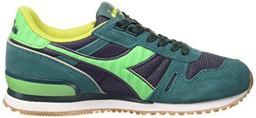 Diadora Sneaker Donna Blu W II Pacifico Titan 1SwHxrtq1