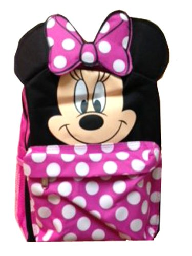 Minnie Mouse Face - 12 Inches - BRAND NEW by Disney