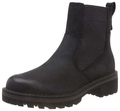 navy Tamaris 21 Chelsea Women''s Blue 25415 805 Boots RwgBq1Yw