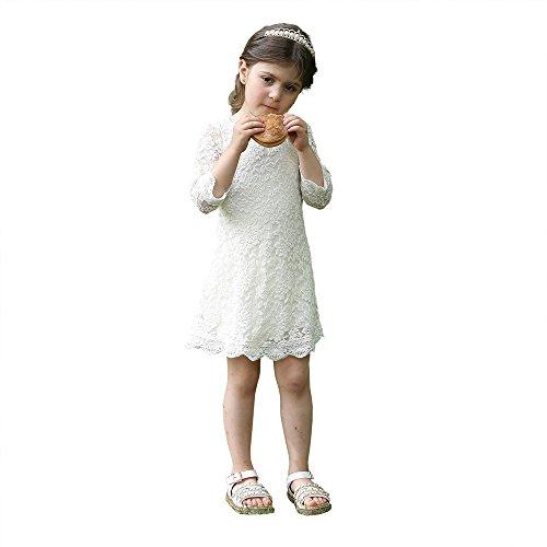 ivory 2t dress - 5