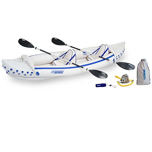 Sea Eagle 370 Pro 3 Person Inflatable Kayak
