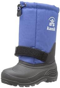 Kamik Rocket Cold Weather Boot (Toddler/Little Kid/Big Kid)