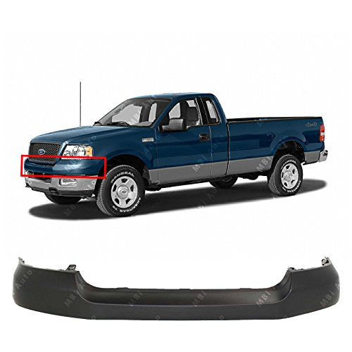Front Bumper Upper Valance Cover Cap for 2006 2007 2008 Ford F150 Pickup 06-08, FO1000616 ()