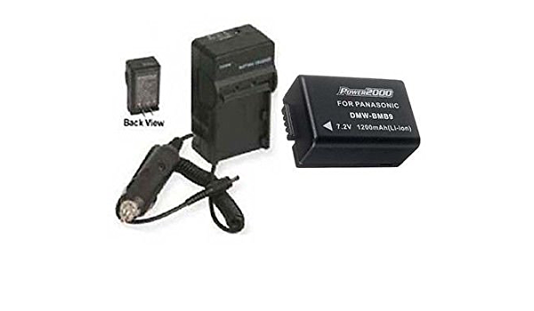 BP-DC9E MICRO USB CHARGER for Leica BP-DC9