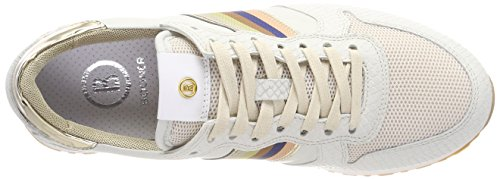 Bogner Lady Lisboa Lady 7d Sneaker Beige (bianco)