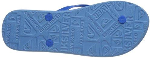 Para blue Blue white Vestir Quiksilver Sandalias Hombre De YwpxqtZA