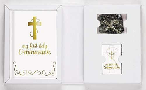 Faithworks YS882 First Communion Gift Set, Boy by Faithworks