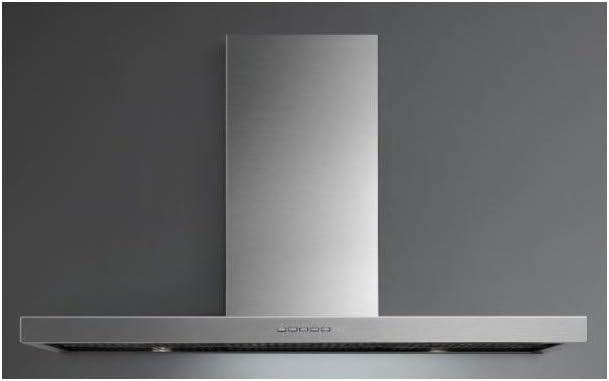 Falmec Stream 800 m³/h De pared Acero inoxidable - Campana (800 m³/h, 44 dB, 67 dB, 60 cm, 60 cm, De pared): Amazon.es: Hogar
