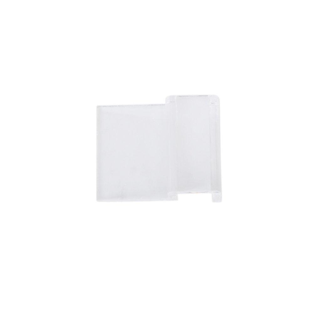 Aquarium Tank Glass Cover Acrylic Clip Support Holder (10mm)