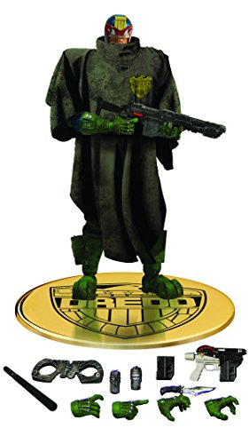 "Mezco Toys One-12 Collective: Judge Dredd ""The Cursed Earth"" Action Figure"