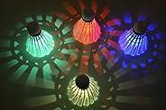 Itian LED Badminton Shuttlecock Dark Night Glow Birdies Lighting for Outdoor & Indoor Sports Activities, 4