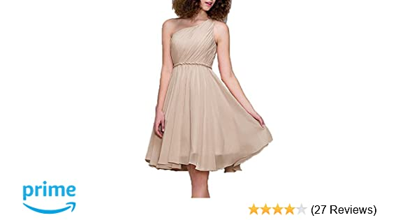 One Shoulder Party Dresses for Women