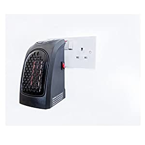 mini furnace heater portable handy heater as seen in press kitchen home. Black Bedroom Furniture Sets. Home Design Ideas