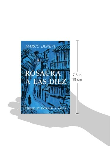 Rosaura a las Diez (Spanish Edition) by Prentice-Hall